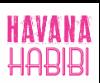 Havana habibi in pink.