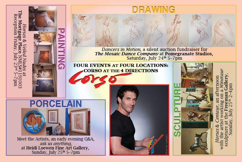 ACorso Event Weekend