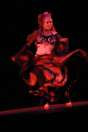 Myra dances for you - 2 1