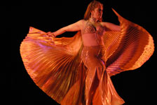 The Soloist (Egyptian Style Belly Dance)